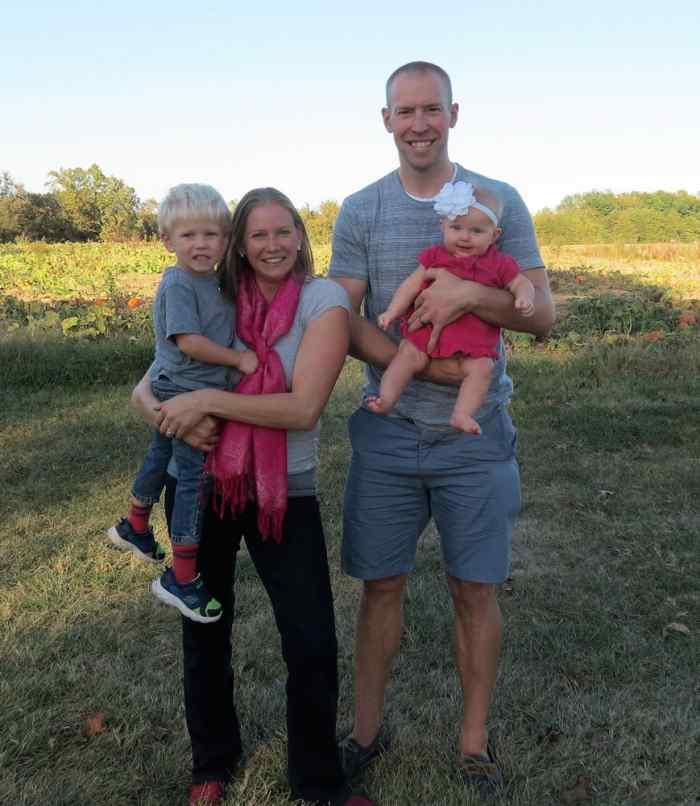 Dr. Steve Rosinski and family